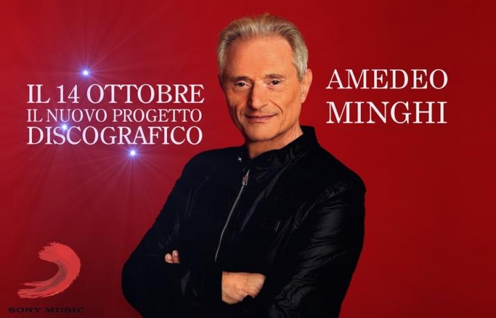 Amedeo Minghi: nuovo progetto discografico