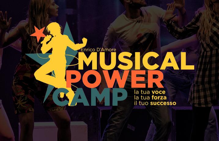 MUSICAL POWER CAMP