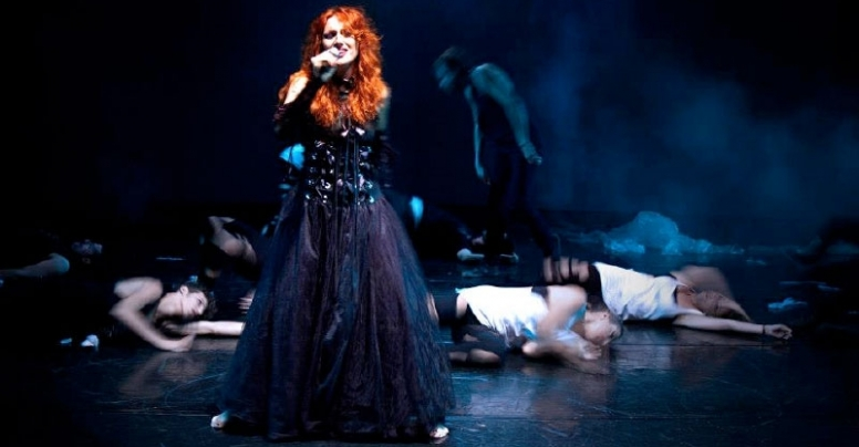Rock and Symphonic metal voice
